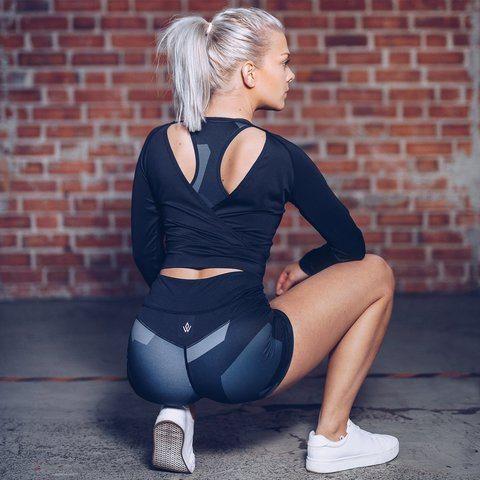 Camo Booty Shorts