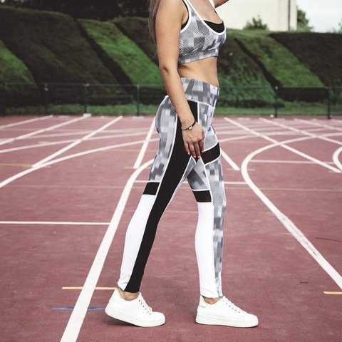 Mosaic Tights